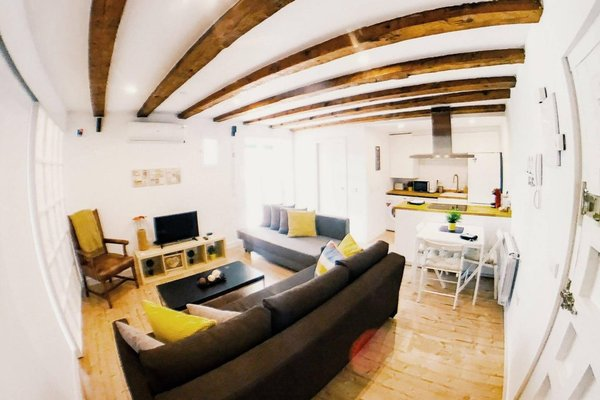 Apartments Dreammadrid Don Pedro - фото 5