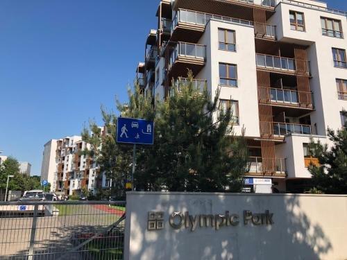 Apartament Olympic Park 3 Pokojowy - фото 3