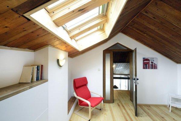 Artistic penthouse - фото 19