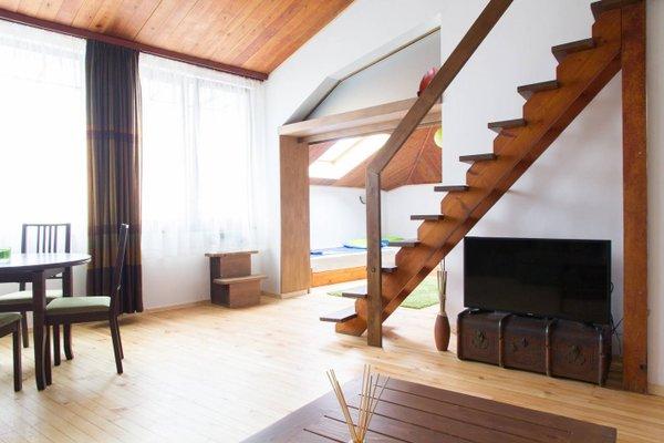 Artistic penthouse - фото 4