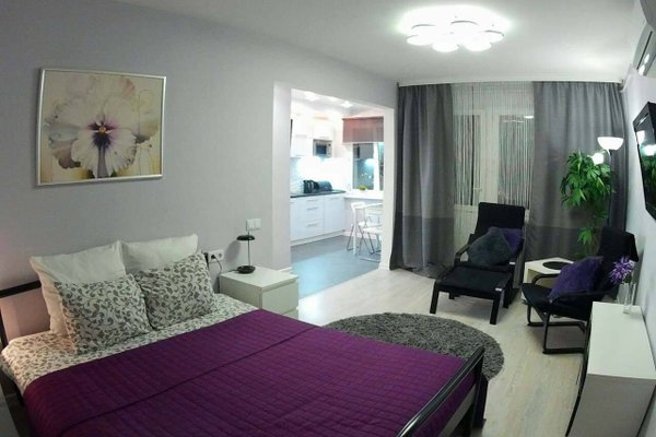 Apartment on Prospect Gazety Pravda 22 - фото 2