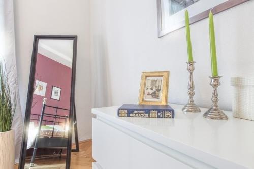 Modern apartment Michalska 6 - фото 8