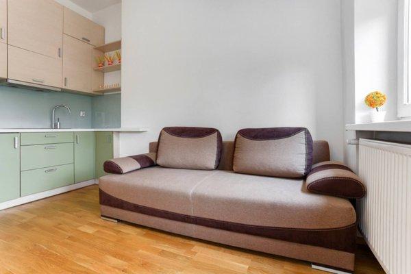 Apartment 1112 on Mickiewicza Street - фото 12