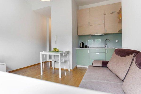 Apartment 1112 on Mickiewicza Street - фото 3