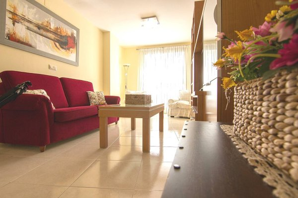Apartment Plaza de las Flores - фото 15