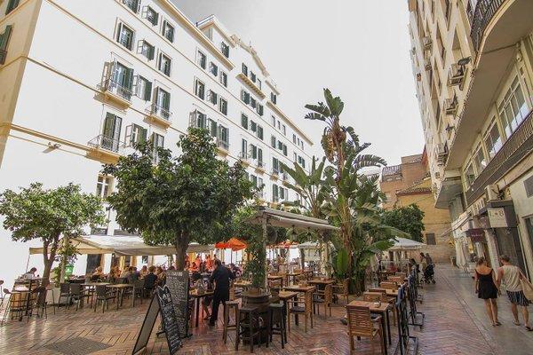 Apartment Plaza de las Flores - фото 18