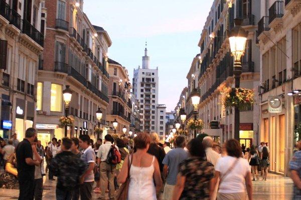 Apartment Plaza de las Flores - фото 19