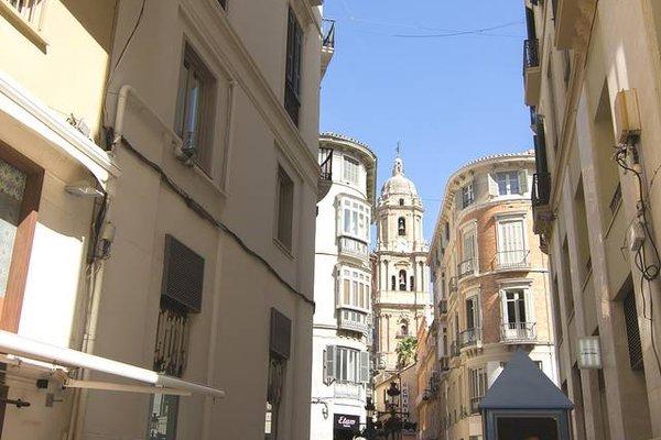 Apartment Plaza de las Flores - фото 23