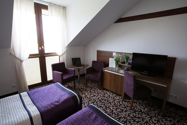 Hotel i Aquapark Olender - фото 7
