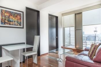 Boutique Apartment with Balcony and pool-1416 - фото 11