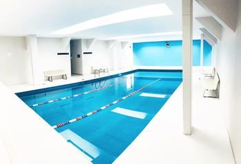 Boutique Apartment with Balcony and pool-1416 - фото 9