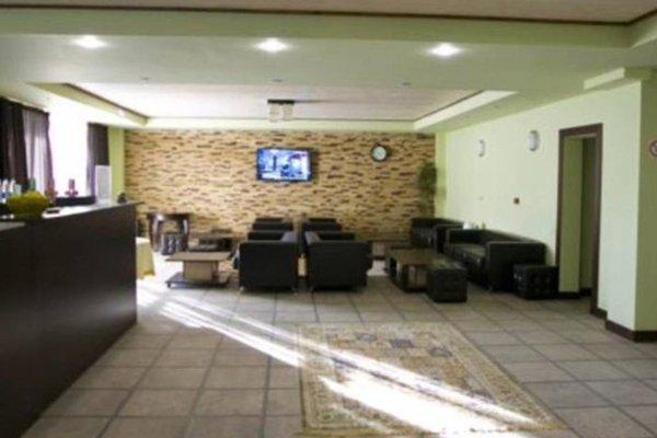 Отель Оплот - фото 12