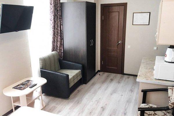 Отель Оплот - фото 6
