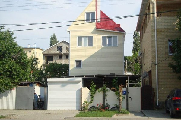 Avantazh Guest House - фото 23