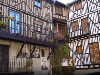 El Balcon de Mogarraz - фото 22