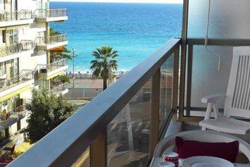 Apartment La Promenade Gambetta Nice