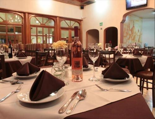 Hotel Suites el Paseo - фото 13