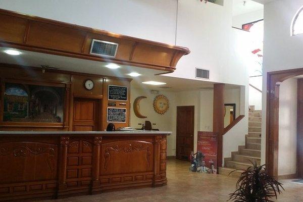 Hotel Suites el Paseo - фото 14