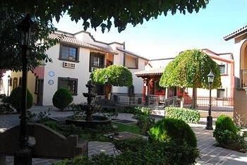 Hotel Suites el Paseo - фото 18