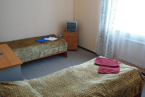Отель Крона - фото 5