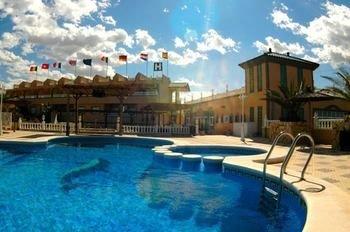 Hotel Costa Blanca Resort - фото 22