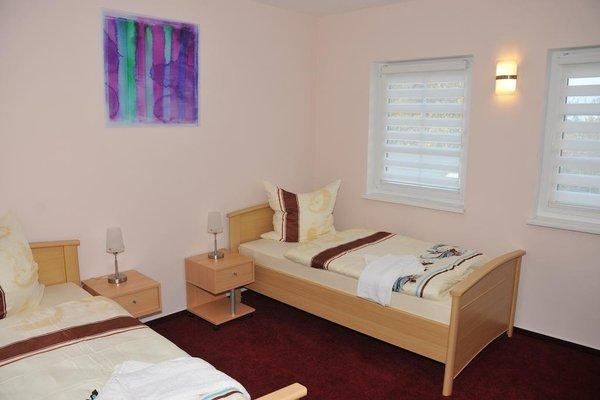 Hotel Pension garni Schwerin-Unterkunft - фото 1