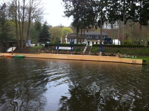 Cafe & Pension Am Brunnen - фото 20