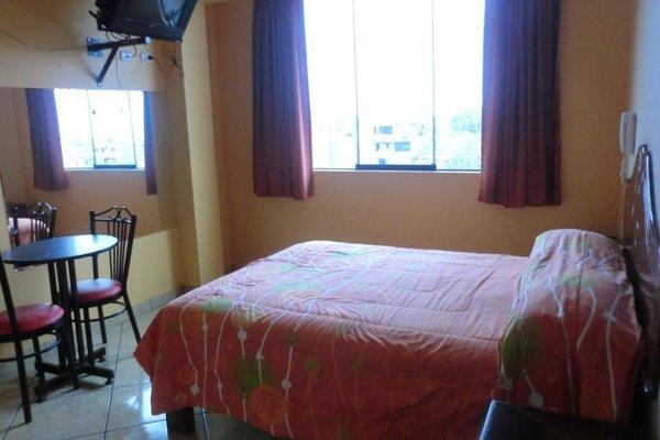 Hotel Sauna Acuarius - фото 2