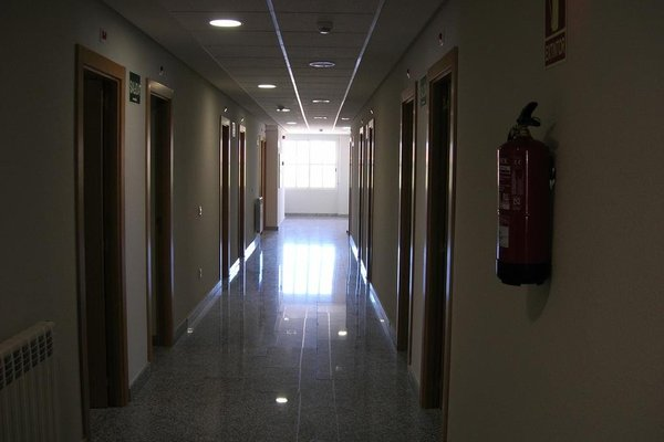 Residencia Universitaria Atilano Coco - фото 16