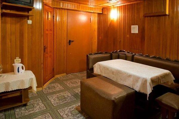 Отель Айвенго - фото 11