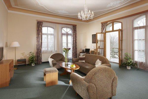Belvedere Spa House Hotel, Франтишковы Лазне