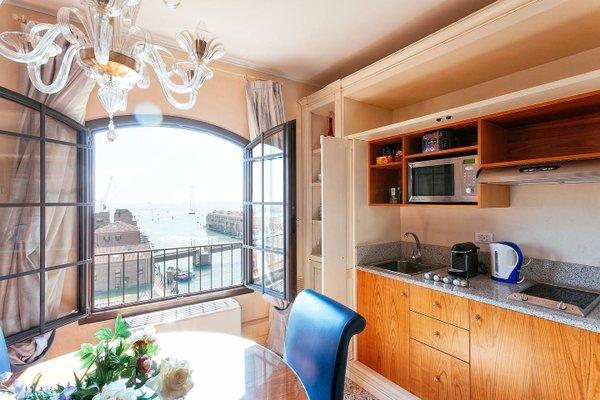 Deluxe Apartments Lagoon View - фото 1