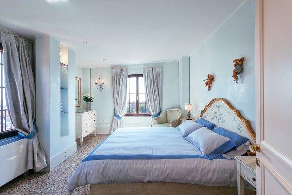 Deluxe Apartments Lagoon View - фото 18