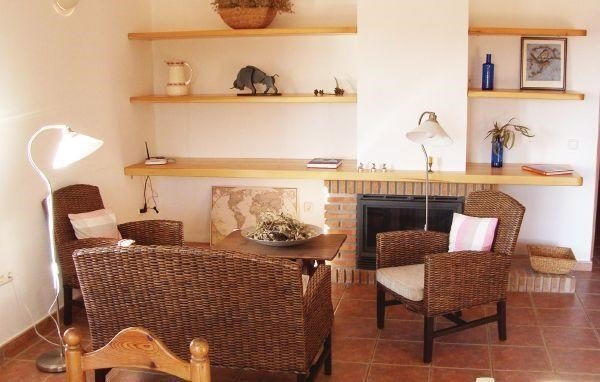 Holiday home Cortijo Rosas Cantares KM II - фото 1
