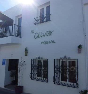 Hostal El Olivar - фото 23