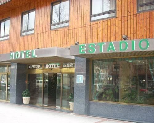 Hotel Estadio - фото 14