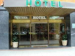 Hotel Estadio - фото 16