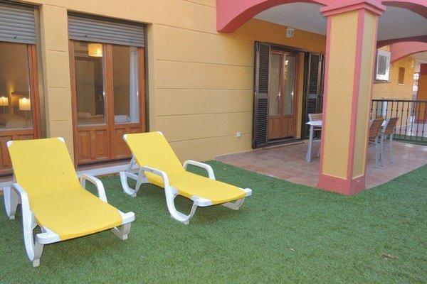 Apartment Avda Blasco Ibanez III - фото 4