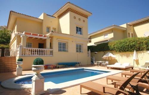 Holiday home Mijas Costa Villa 4 - фото 24