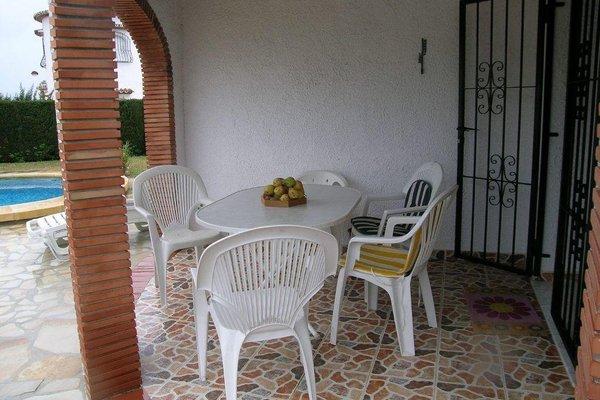 Holiday home Cami Reial Gandia - фото 13