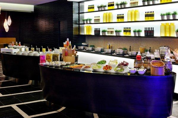 Marriott Executive Apartments Dubai Al Jaddaf - фото 12