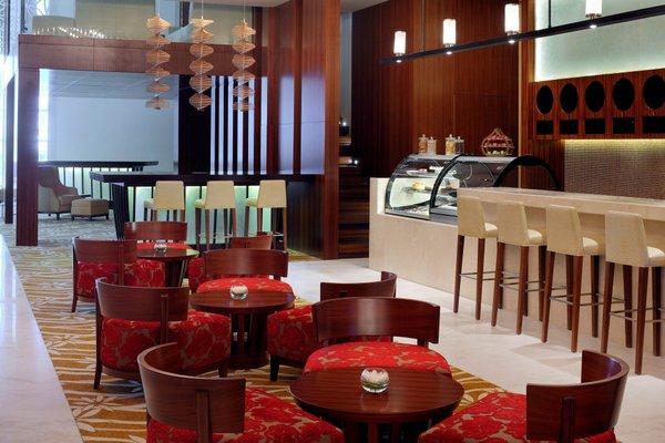 Marriott Executive Apartments Dubai Al Jaddaf - фото 16