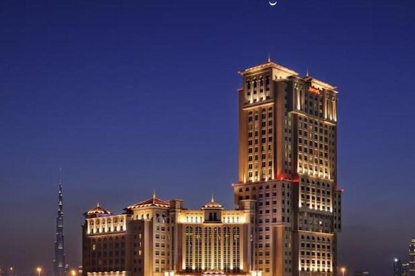 Marriott Executive Apartments Dubai Al Jaddaf - фото 22