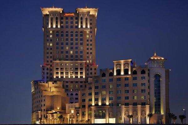 Marriott Executive Apartments Dubai Al Jaddaf - фото 23