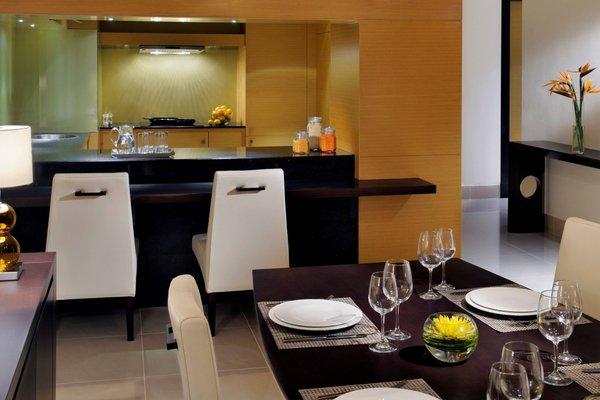 Marriott Executive Apartments Dubai Al Jaddaf - фото 8