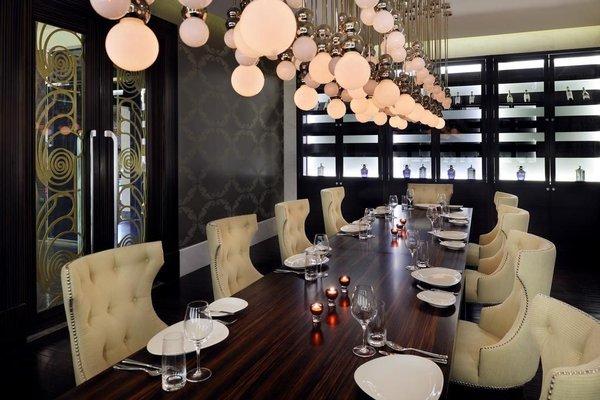 Marriott Executive Apartments Dubai Al Jaddaf - фото 9