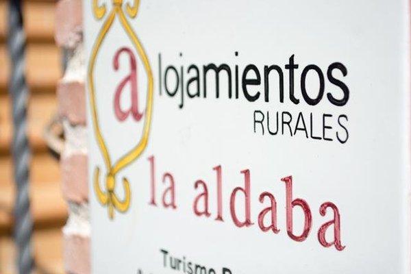 Alojamientos Rurales La Aldaba - фото 12