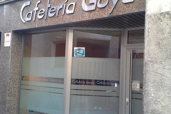 Hostal Cafeteteria Goya - фото 21