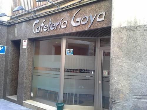 Hostal Cafeteteria Goya - фото 23