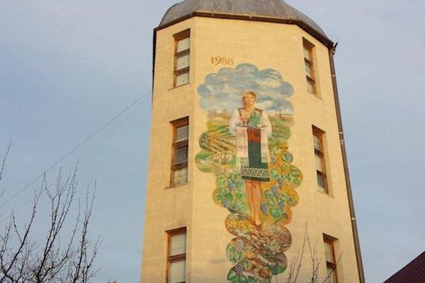 Гостиница «Tiligul», Тирасполь